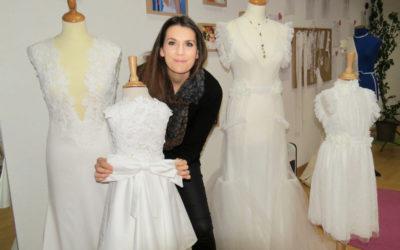 Justine Fectay sublime la mariée